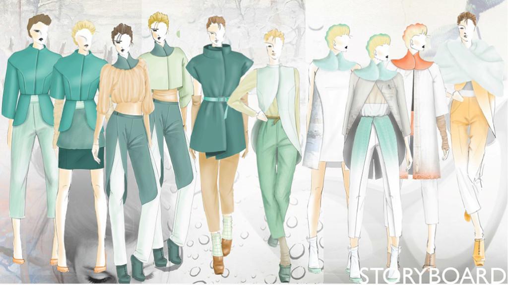 Smr corso triennale fashion business for Corso di fashion design